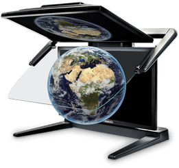 3D PluraView Monitors